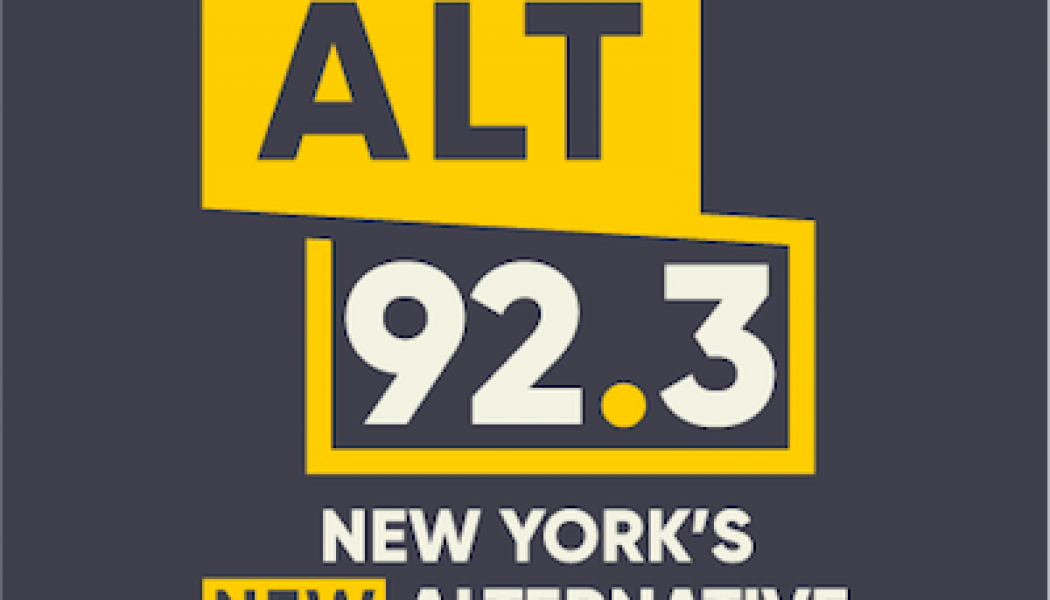 Alt 92.3 New York Alternative